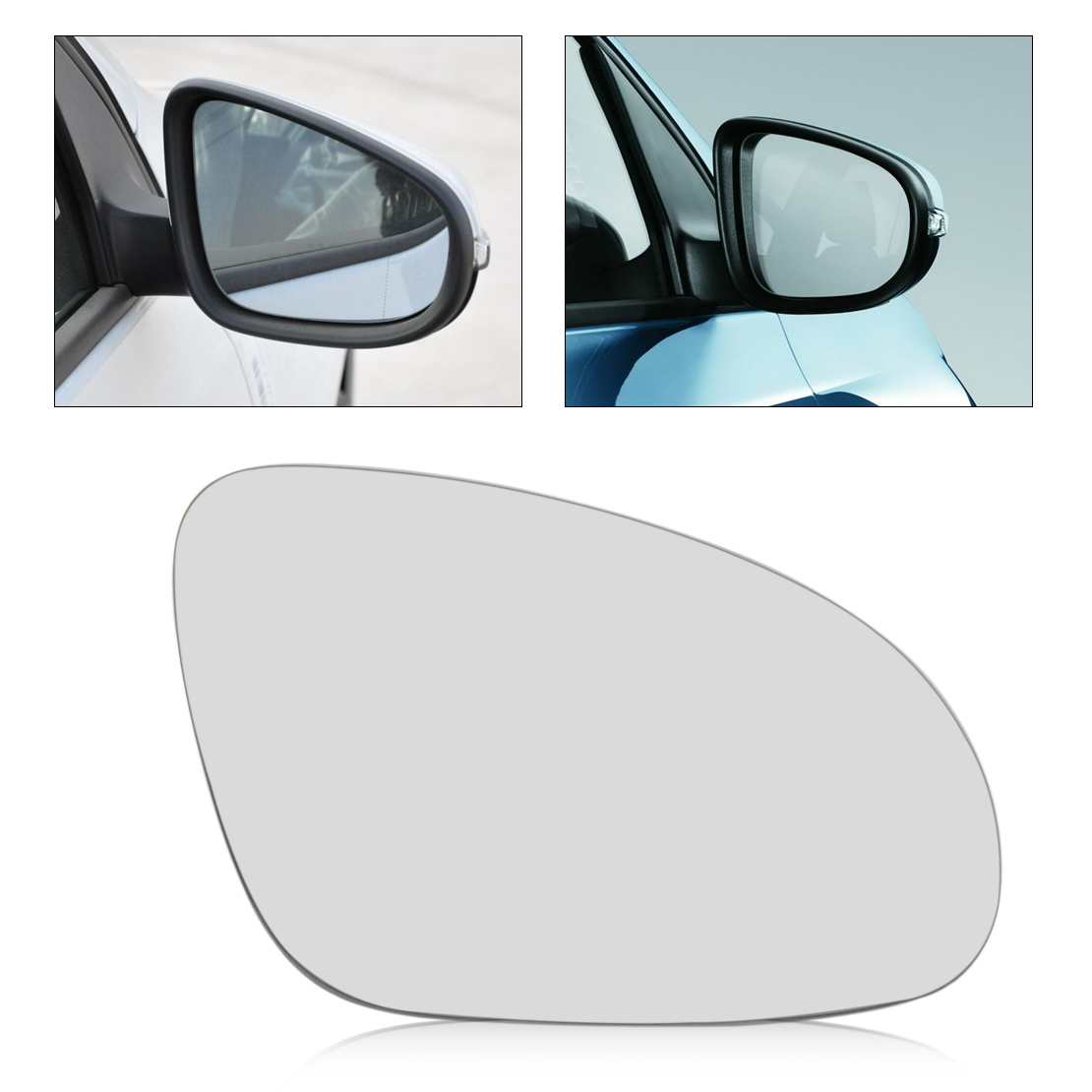 jetta side mirror