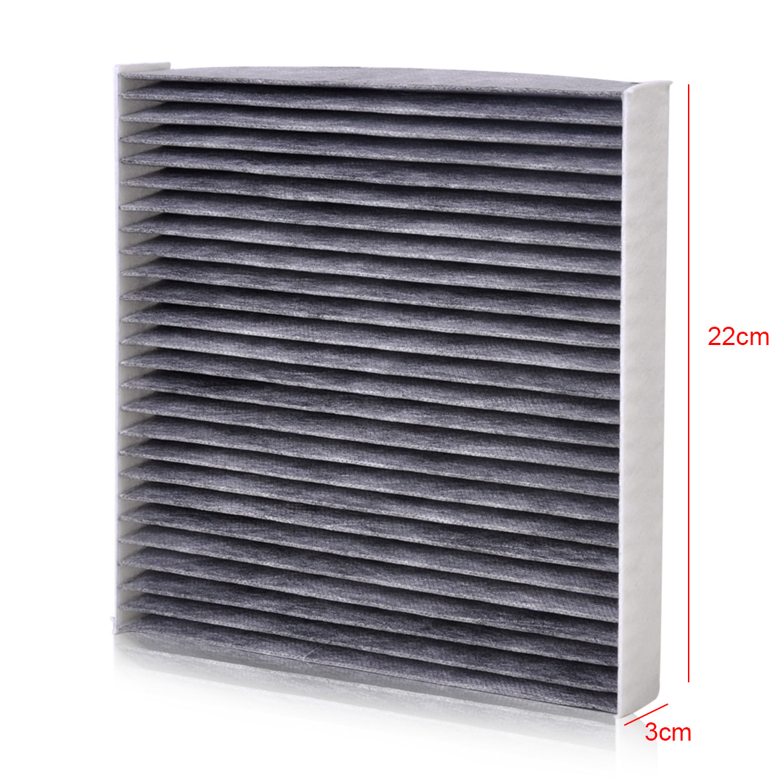 Gray Cabin Air Filter For Acura MDX RL TL TSX Honda Accord