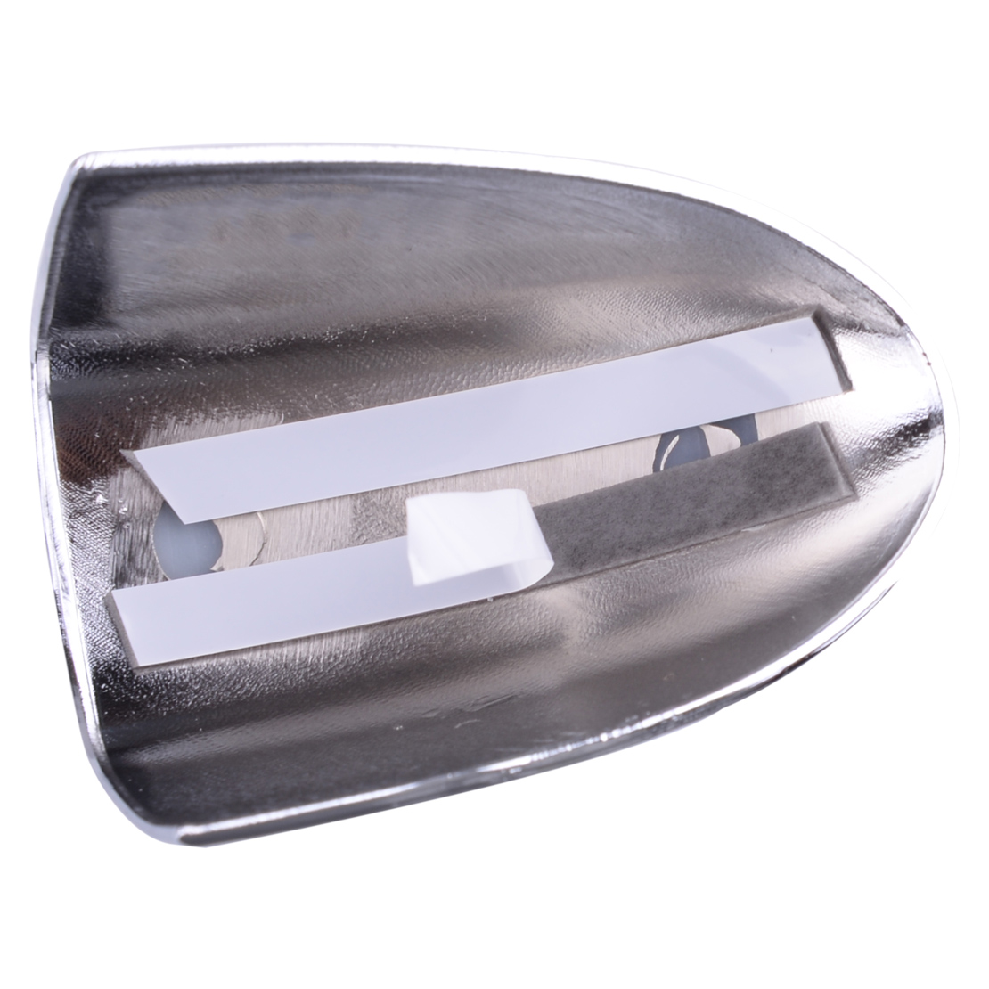 8x With Smart Key Hole Door Handle Cover Trim Chrome ABS For Jeep Cherokee 14-17