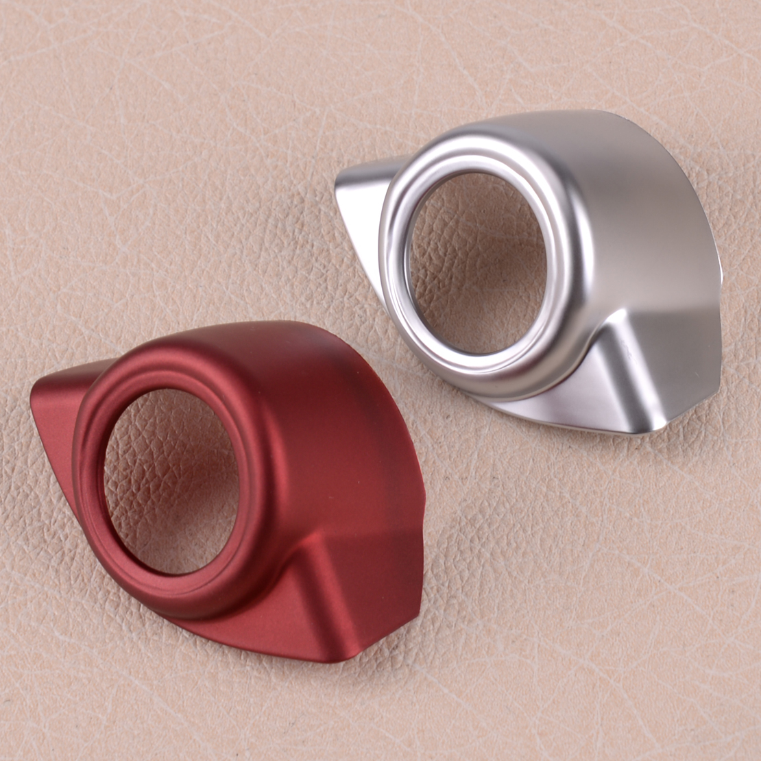 Front Engine Start Stop Button Cover Trim For Alfa Romeo